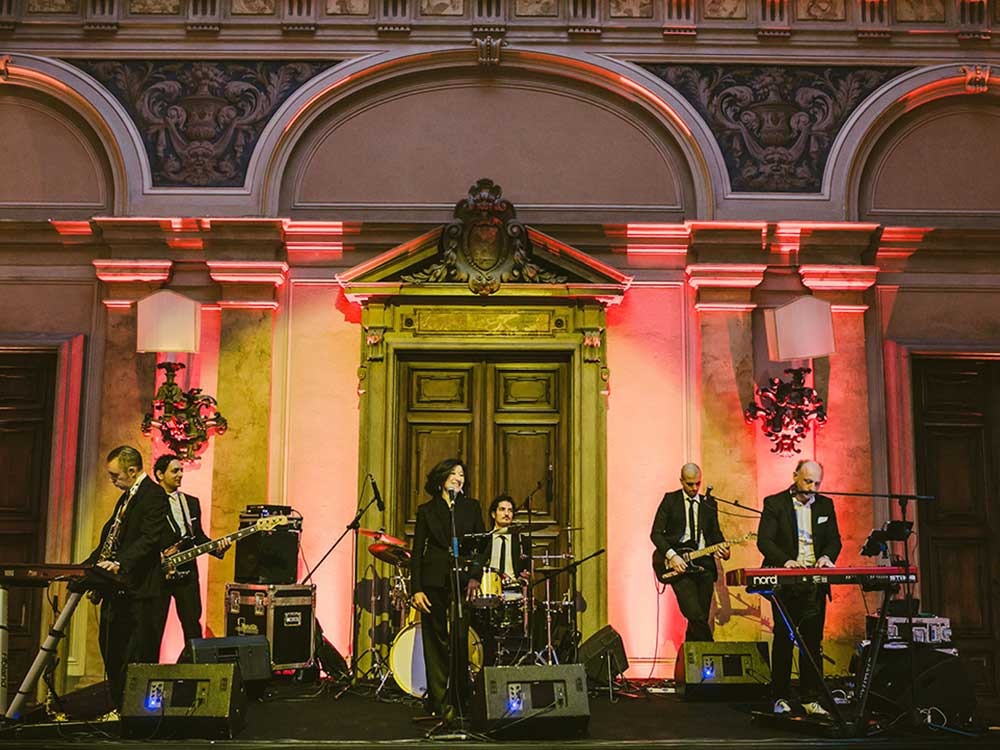 Tatiana Alciati Wedding & Events Musica e Luci
