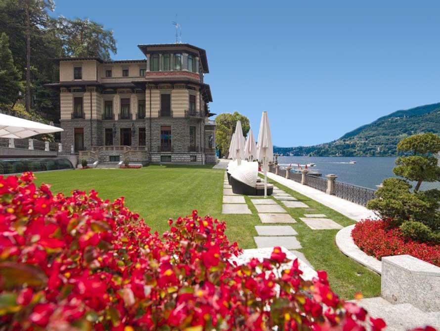 Tatiana Alciati Wedding & Events Locations Italia Casta Diva Resort & Spa