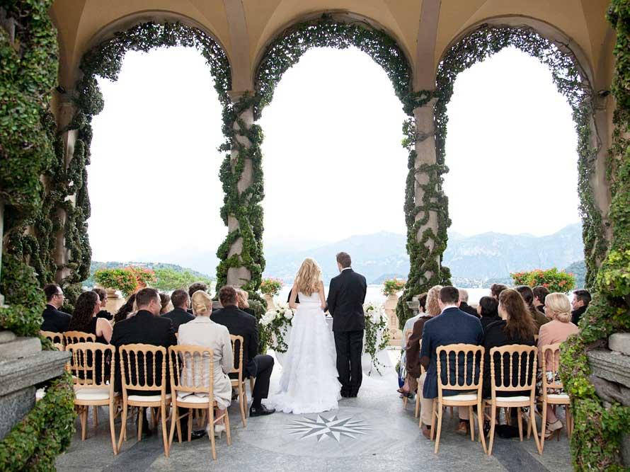 Tatiana Alciati Wedding & Events Locations Italia Como